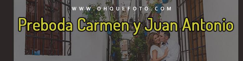 preboda carmen y juan antonio - Preboda romántica en Córdoba - Carmen y Juan Antonio