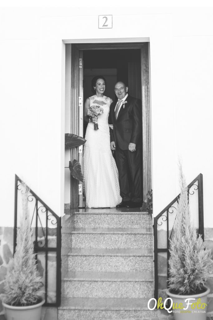 Reportaje de bodas en Fontanosas