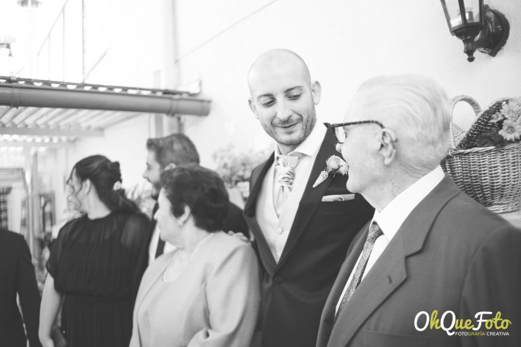 Reportaje de boda en Almadén