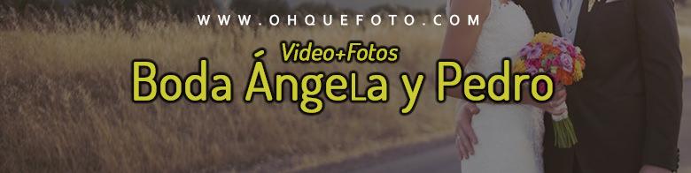 boda angela y pedro2 1 - Boda de Ángela y Pedro en Finca la Peraleda (Chillón, Ciudad Real)