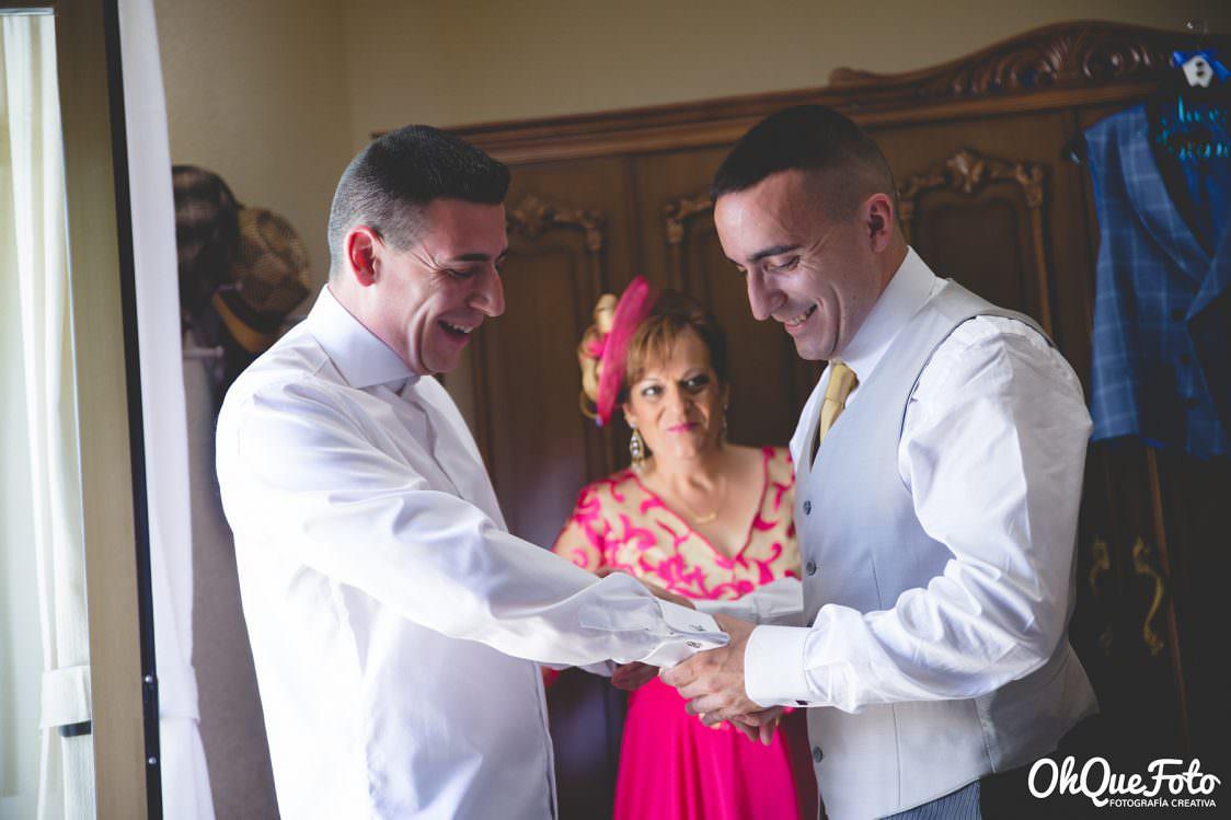 Reportaje de boda en Almaden – Ciudad Real – OhQueFoto – – Fotografo de bodas Córdoba - Bárbara y Juan - La Peraleda