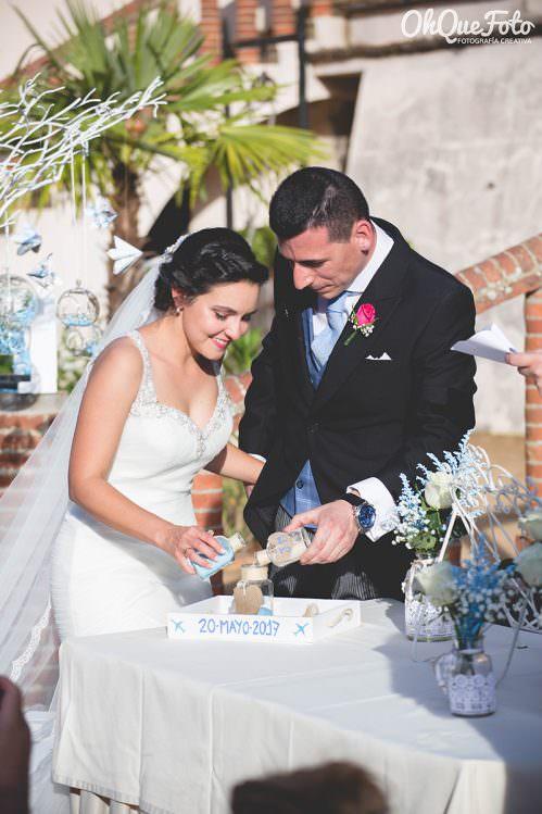 Boda BJ 467 de 925 499x749 - La boda de película de Bárbara y Juan en Almadén (Ciudad Real)