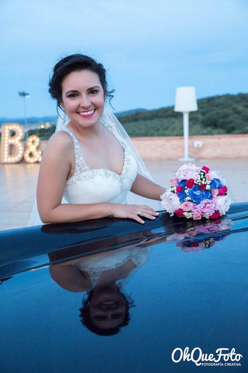 Reportaje de boda en Almadén (Ciudad Real) - OhQueFoto - Hotel Condes Fúcares - Castillo de Retamar
