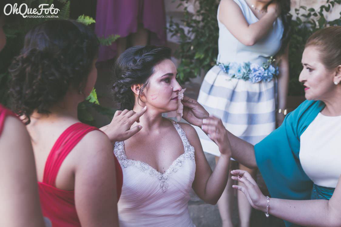 Reportajes de bodas en Almadén (Ciudad Real) - Hotel Condes Fucares