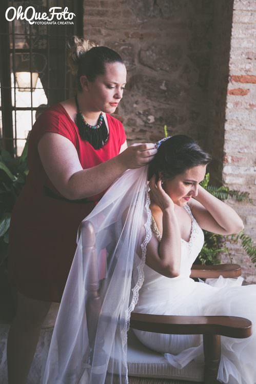 Reportaje de boda en Almadén (Ciudad Real) - OhQueFoto