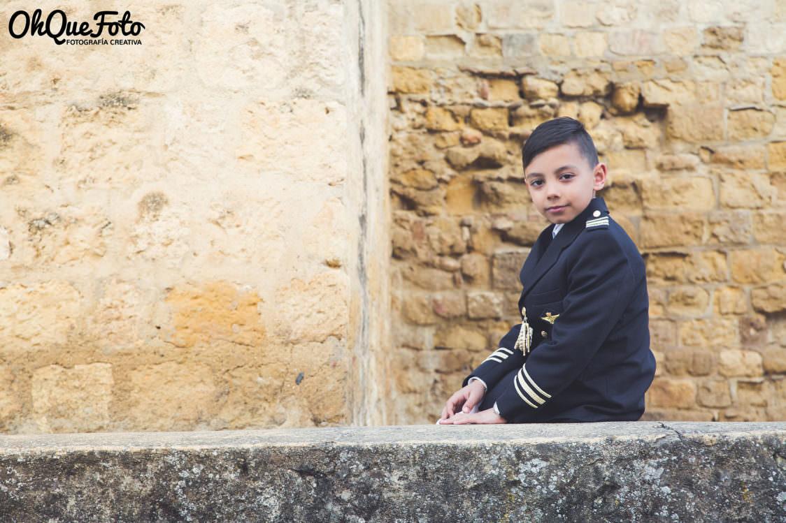 Primera Comunión de Luismi en Córdoba