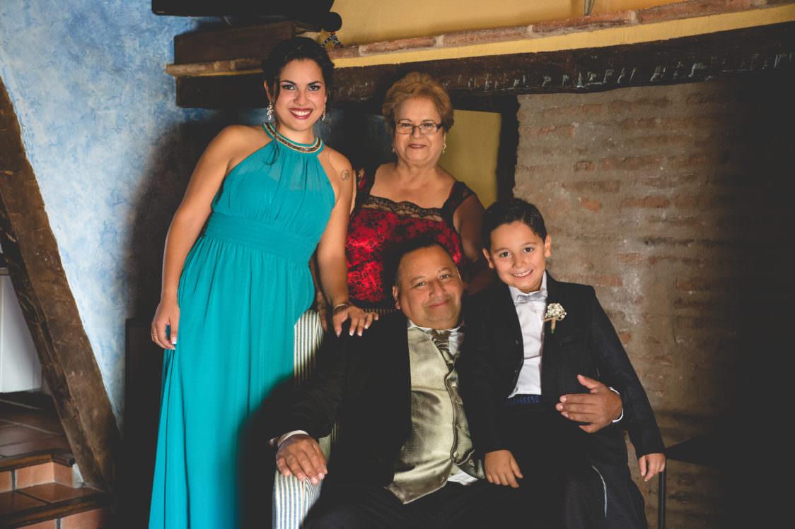 Boda en Almaden - Plaza de Toros - Complejo Príncipe de España - Carmen y Alberto