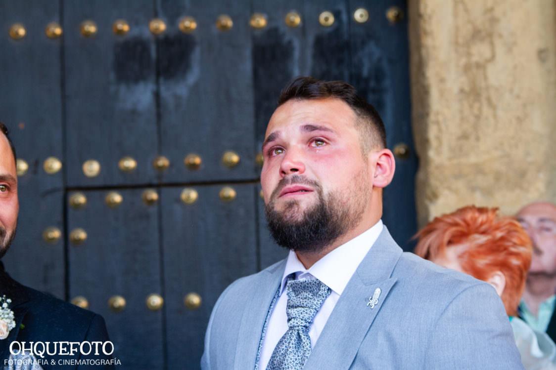 Boda en iglesia de san lorenzo boda en cordoba ohquefoto fotografos de boda video de boda elenayjose bodas en cordoba717 1124x749 - Boda en la Iglesia de San Lorenzo y los Jardines de Sansueña - Elena y Jose - Córdoba