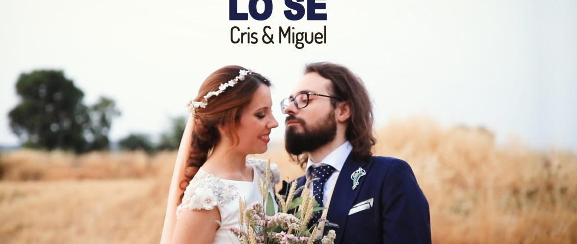 Videos de Boda en Córdoba (España) - cristina y miguel - reportaje de bodas en cordoba - videografo de bodas en cordoba