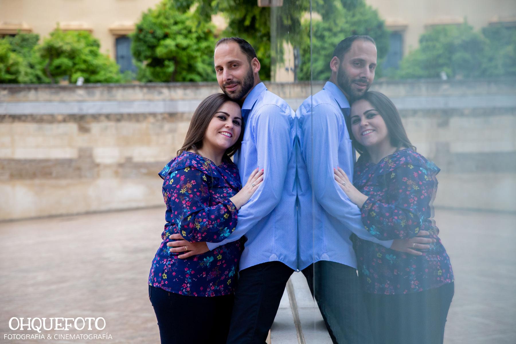 preboda en la judería de cordoba preboda en puente romano cordoba fotos de preboda en cordoba reportaje antes de la boda401 - Reportaje de preboda en la Judería de Córdoba - Elena y Jose