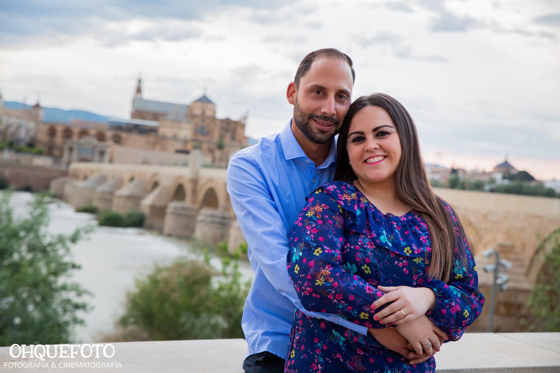 preboda en la judería de cordoba preboda en puente romano cordoba fotos de preboda en cordoba reportaje antes de la boda407 - Reportaje de preboda en la Judería de Córdoba - Elena y Jose