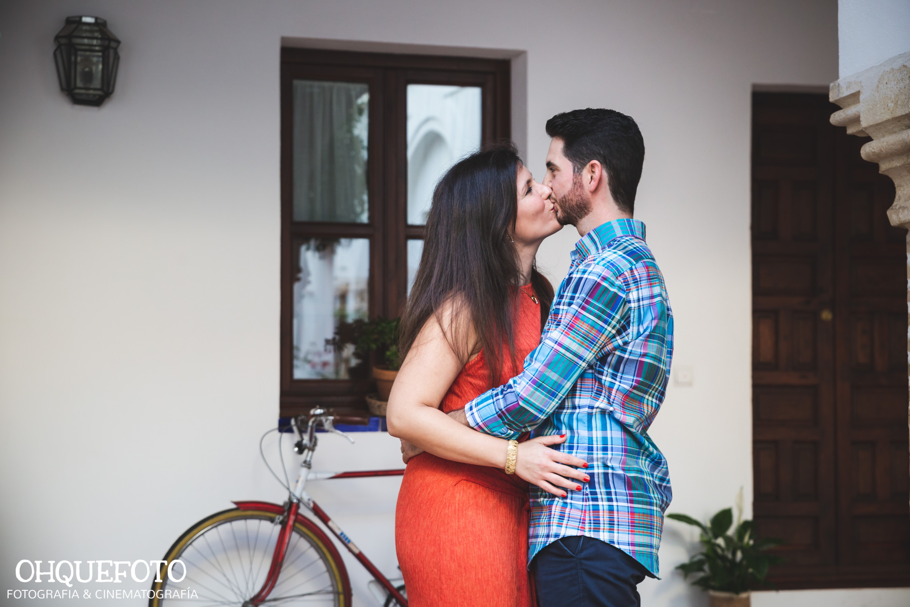 reportaje de preboda en cordoba ohquefoto fotos de boda en la mezquita de cordoba video de boda377 - Preboda en Córdoba de Roberto y Ana Belén