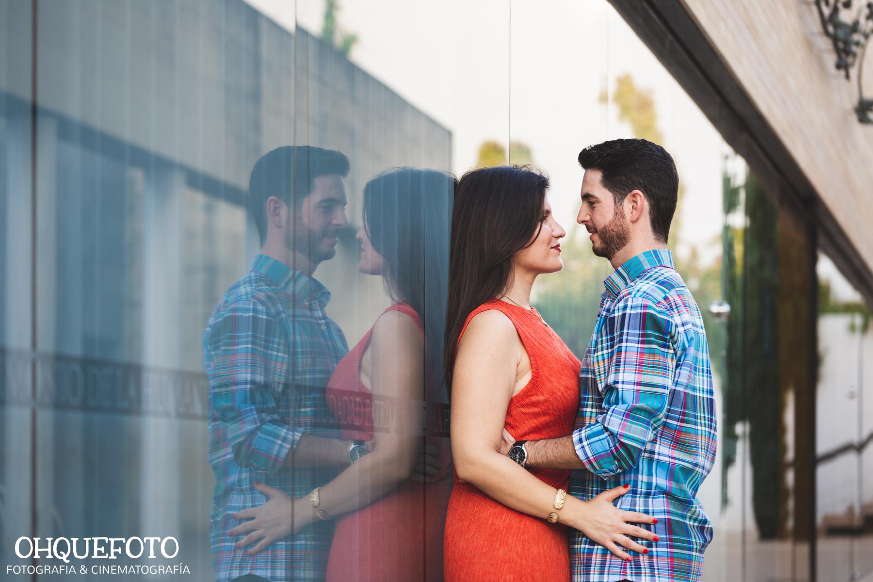 reportaje de preboda en cordoba ohquefoto fotos de boda en la mezquita de cordoba video de boda381 - Preboda en Córdoba de Roberto y Ana Belén