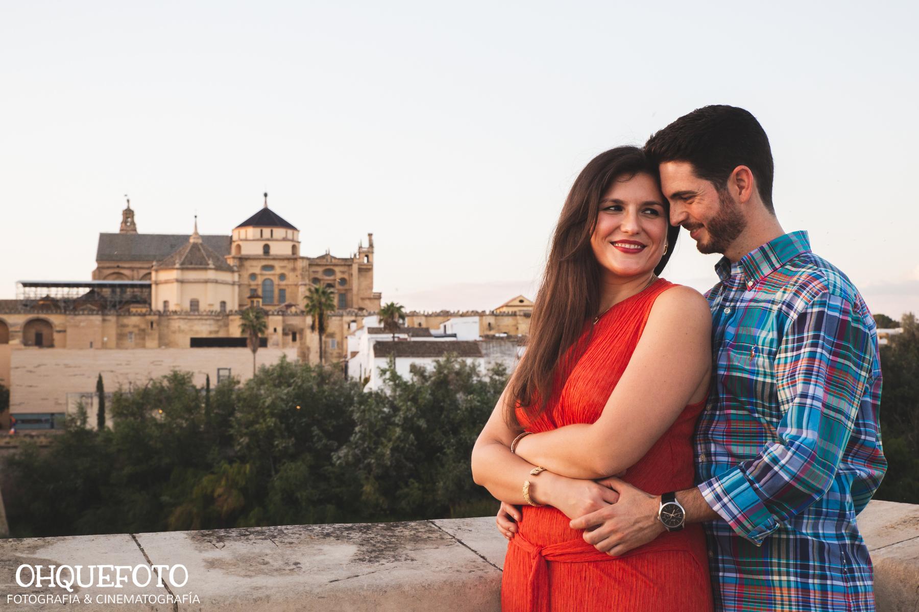 reportaje de preboda en cordoba ohquefoto fotos de boda en la mezquita de cordoba video de boda384 - Preboda en Córdoba de Roberto y Ana Belén