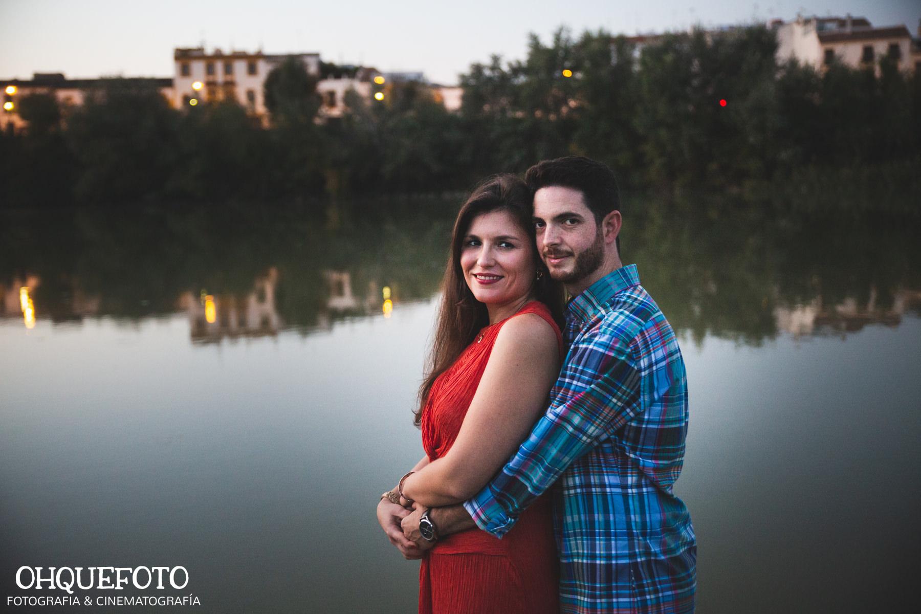 reportaje de preboda en cordoba ohquefoto fotos de boda en la mezquita de cordoba video de boda388 - Preboda en Córdoba de Roberto y Ana Belén