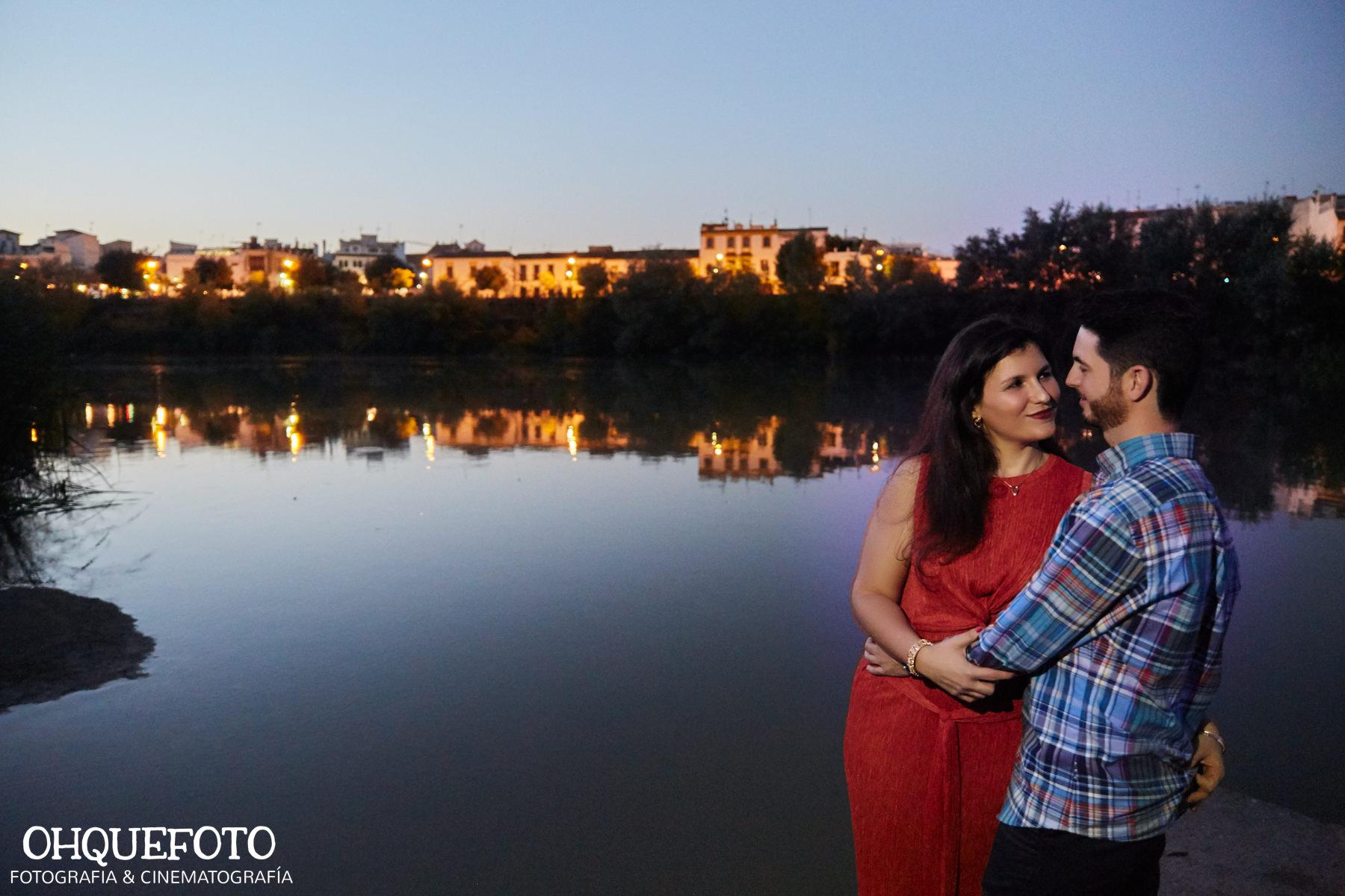 reportaje de preboda en cordoba ohquefoto fotos de boda en la mezquita de cordoba video de boda390 - Preboda en Córdoba de Roberto y Ana Belén