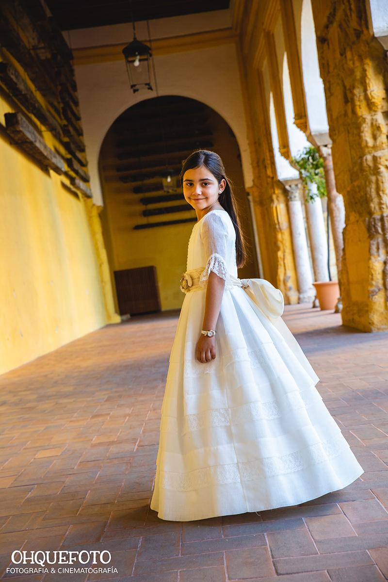reportaje de comunion cordoba chillon almaden comuniones exterior fotos de comunion catedral cordoba mezquita puente romano juderia022 - Sara - Reportaje de comunión en la Mezquita de Córdoba