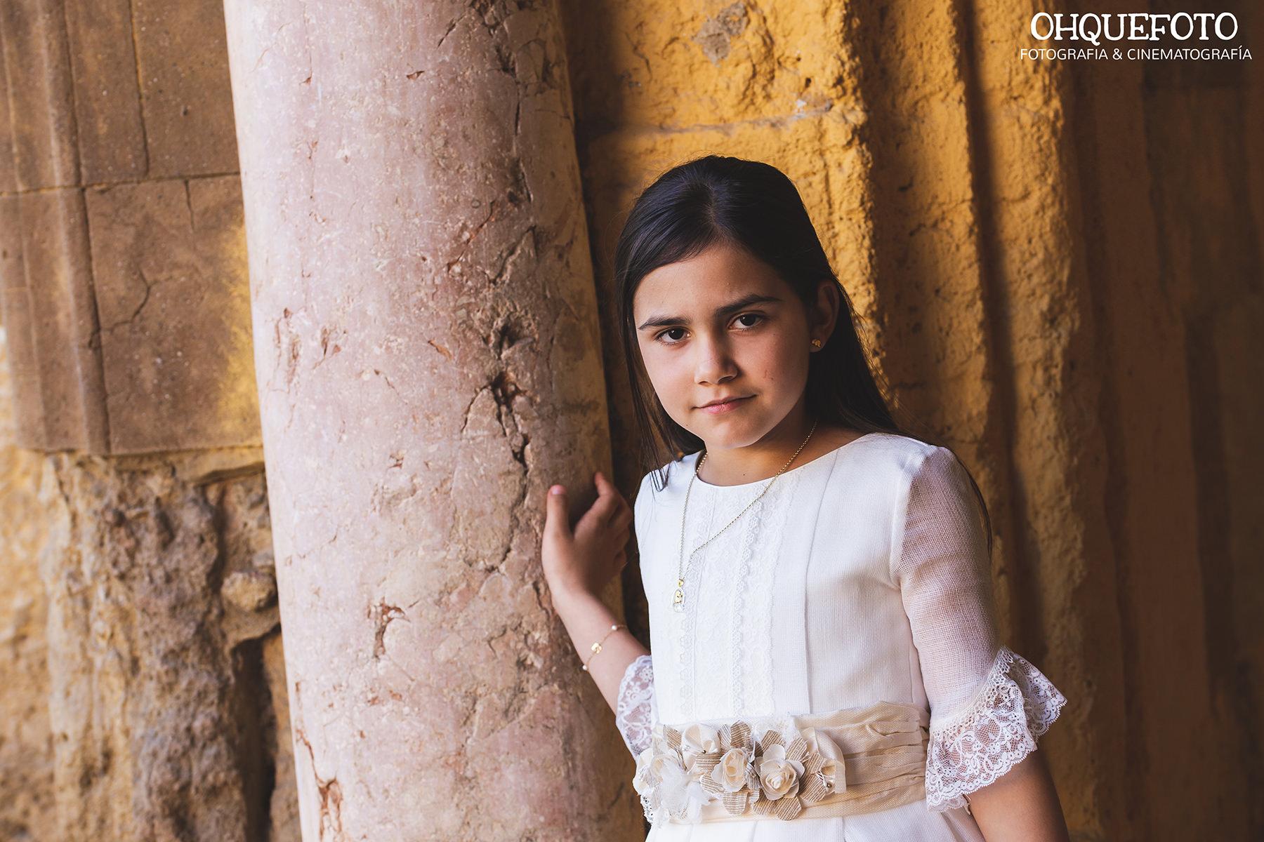reportaje de comunion cordoba chillon almaden comuniones exterior fotos de comunion catedral cordoba mezquita puente romano juderia036 - Sara - Reportaje de comunión en la Mezquita de Córdoba
