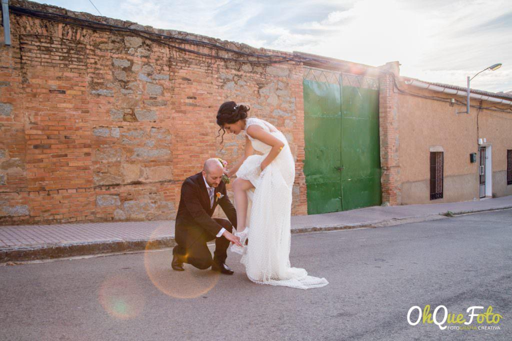 La foto más original de bodas