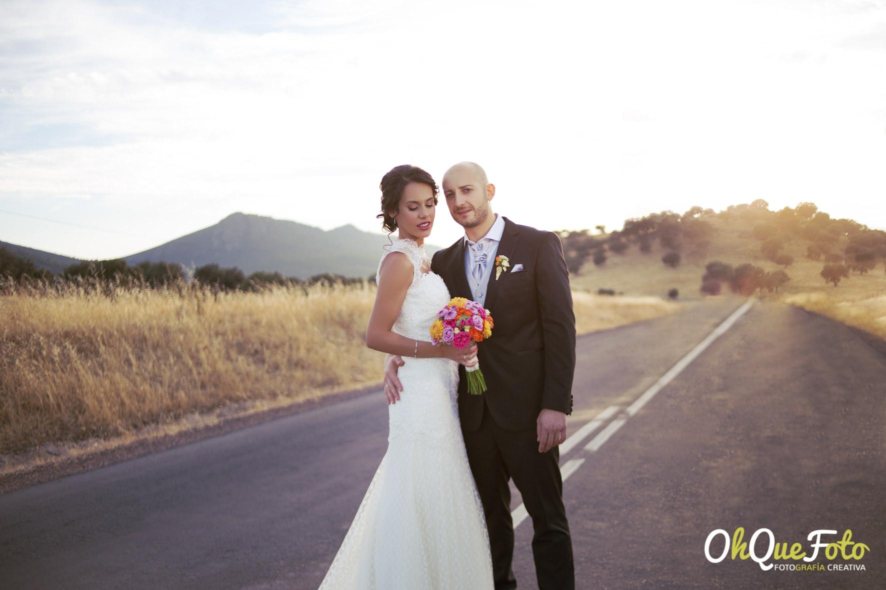 boda en almaden - angela y pedro - la peraleda - almaden - chillón - fontanosas