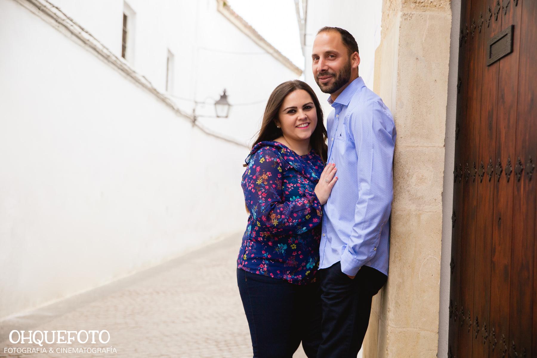 reportaje de preboda en la judería de Córdoba